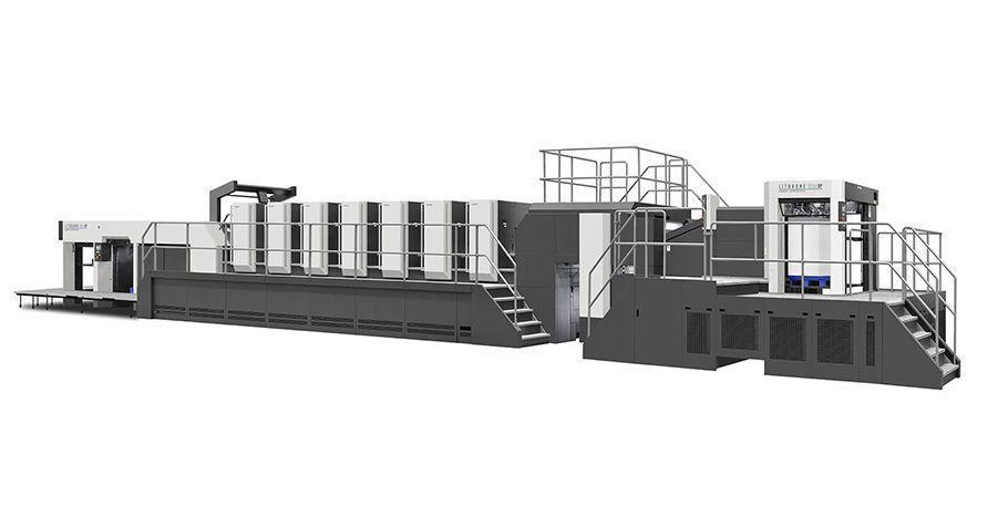 Offset printing press | Press | KOMORI Corporation